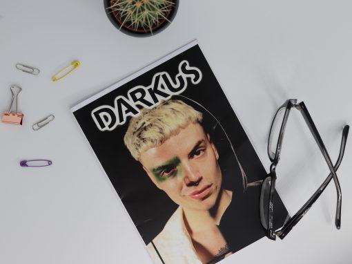Darkus Mini Magazine